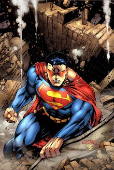 Superman by Ed Benes