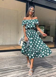 38 beautiful looks for women trend summer 2019 - Summer Outfits Dress Outfits, Casual Dresses, Casual Outfits, Summer Outfits, Fashion Dresses, Summer Dresses, Long Dresses, Boho Dress, Dress Skirt