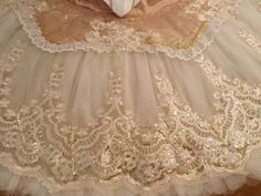 tutu skirt with plate