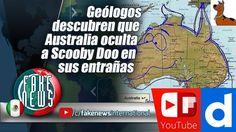 Geólogos descubren que Australia oculta a Scooby Doo en sus entrañas