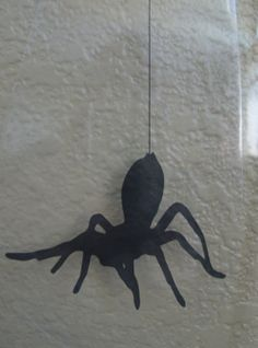 Spooky Halloween araignées et toiles fenêtre s'accrochent silhouette pack - fenêtre Halloween et décoration pour la maison Halloween Silhouettes, Decoration, Spider, Animals, Character, Etsy, Art, Stencils, Canvases