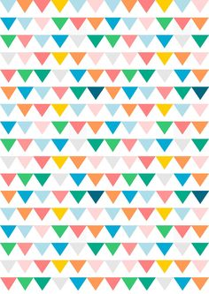 MeinLilaPark – DIY printables and downloads: Free digital bunting scrapbooking paper - ausdruckbares Geschenkpapier - freebie