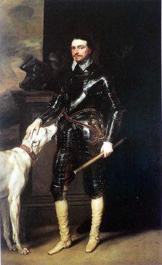 Thomas Wentworth by van Dyck - Anthony van Dyck - Wikimedia Commons