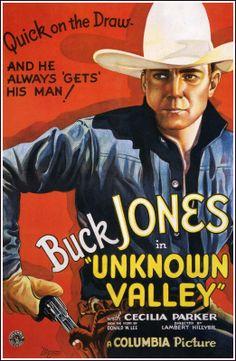 Buck Jones movie posters   Labels: Film , Westerns