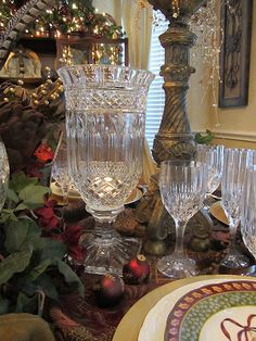 Embellishments by SLR: Christmas 2011 Holiday Dining