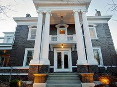 Parkside Mansion, Denver, Colorado