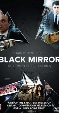 If you haven't watched yet! Do it right now! Black Mirror (TV Series 2011)