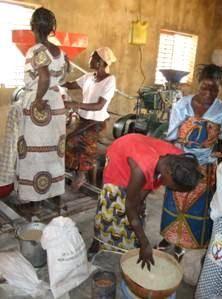 Burkina Faso: Gender Equality and Women's Empowerment