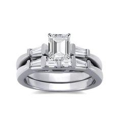 Engagement Ring Diamond Band 2