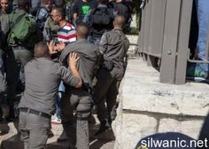 Israeli soldiers invaded, on Monday at dawn, various Palestinian communities in different parts of the occupied West Bank, including Jerusalem, kidnapped ten Palestinians, mainly children, and attacked several others in Al-Aqsa Mosque courtyards.