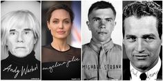 Slovakia is a cradle to some famous people -- Andy Warhol, Angelina Jolie, Michael Strank and Paul Newman.