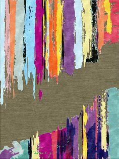 Minimalismo e contemporaneità nella nuova linea di tappeti Illulian