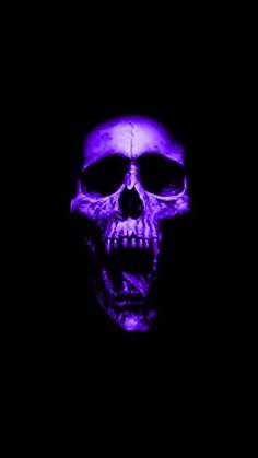 Aesthetic Black And Purple Wallpaper Hd Black And Purple Wallpaper, Purple And Black, Skull Wallpaper, Unique Wallpaper, Violet Aesthetic, Gothic Aesthetic, Aesthetic Black, Aesthetic Collage, Purple Bird