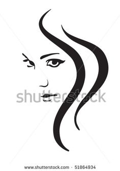 Face and hair by Banana Republic images, via ShutterStock