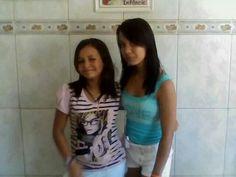 Cristiane e Larissa