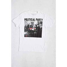 Riot Society Political Party Tee - Urban Outfitters