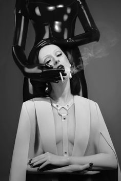 """Control"", Ada Tobiasz by Joanna Wilińska for Schön! Magazine July 2013"