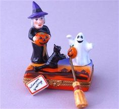 Limoges Halloween Party Box | The Cottage Shop