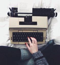 Maquina para escribir♥