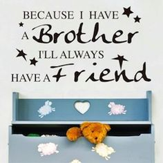 <3 brother