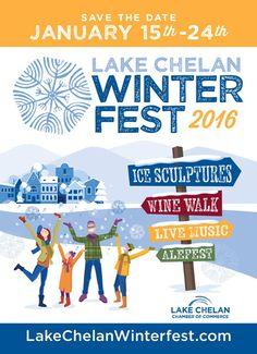 2016 Winterfest Snowshoe Run/Walk Sunday, January 24, 2016 @ 10:00am at Echo Ridge krankevents.com/events/jan-24-winterfest