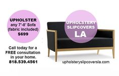 Just a little shout out to anybody who needs to get their house in shape for the holidays...Robert from upholsteryslipcoversla.com