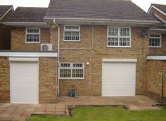 security roller shutters together with security folding grilles fitted to a residence in Harlow. Roller Shutters, Garage Doors, Cottage, Outdoor Decor, Industrial, Detail, Glass, Home Decor, Blinds