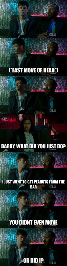 """Drunk barry allen"" Ok someone said this. do u even know then flash he can't freaking get drunk pay attention Superhero Shows, Superhero Memes, Dc Memes, Marvel Memes, Barry Allen Flash, Arrow Flash, The Flashpoint, Dc Comics, Flash Comics"