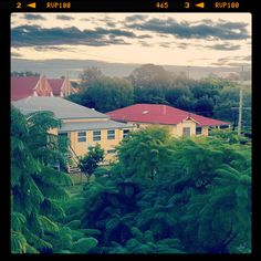Day 22 | From a high angle |  View from my 3rd level verandah