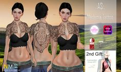 New February Cosmopolitan Event Group Gifts. I know you have all been waiting since the advent calendar. Here they are! The one is an upper body...