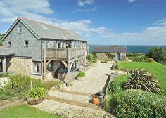 Roderick James Architects / Carpenter Oak house for sale - Pentewan, South Cornwall, PL26 | Knight Frank
