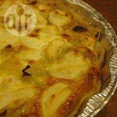 Tarta Básica de Puerros @ allrecipes.com.ar