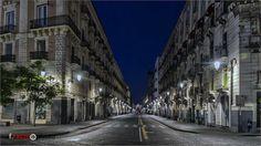 Via Etnea Catania Sicilia