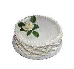 Half Kg Vanilla Cake Order Cakes Online Delivery Fresh Cream