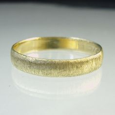 Man Wedding Band Woman Wedding Band gold ringRecycled by Avinoo