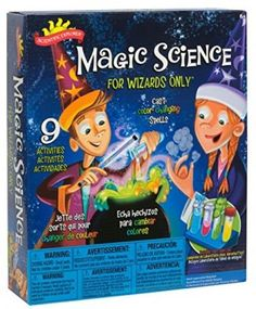 Scientific Explorer Magic Science Kit Wizards Educational Funtime Kids Single #ScientificExplorer