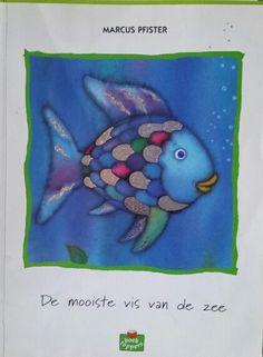 Prentenboek De mooiste vis van de zee