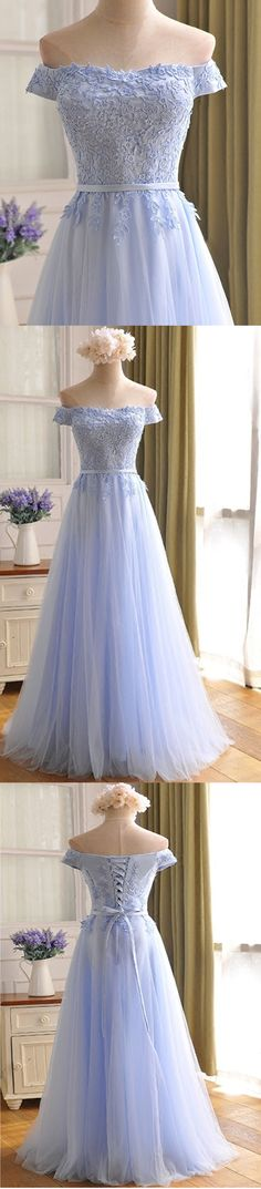Sweetheart long lace off shoulder customize bridesmaid dress, long sweet 16 prom dress