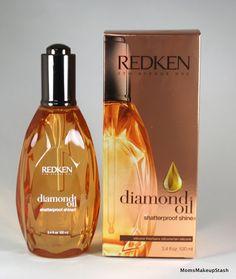 Redken Diamond Oil Shatterproof Shine Oils