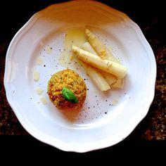 Greeneiro: Vegan millet and carrot cutlets