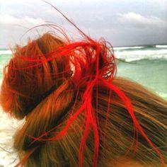 Kool Aid hair