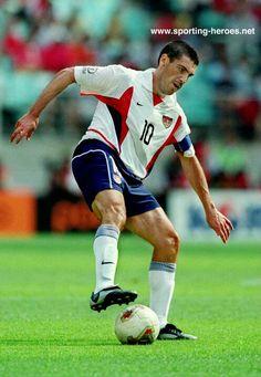 Claudio Reyna - FIFA World Cup 2002