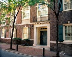 Colonial Dames Philadelphia 1630 Latimer Street Philadelphia, PA 19103-6308