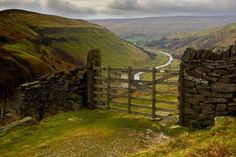 Valley Gate, Yorkshire, England