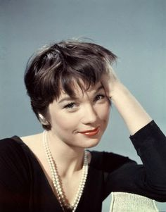 """Vintage Glamour Girls: Shirley MacLaine in """" The Apartment """""""