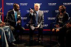 Trump's 'Voter Surpression Operation' Targets Black Voters..