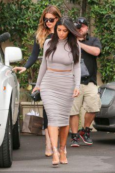 Kim Kardashian on Dec. 19, 2014, in Los Angeles.