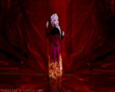 Frozen~elsa with fire