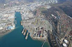 Trieste, all'ex Aquila il terminal traghetti: concessione di 60 anni a Teseco…