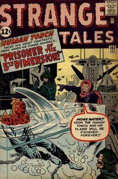 Stranger Tales #103 (Dec 1962)